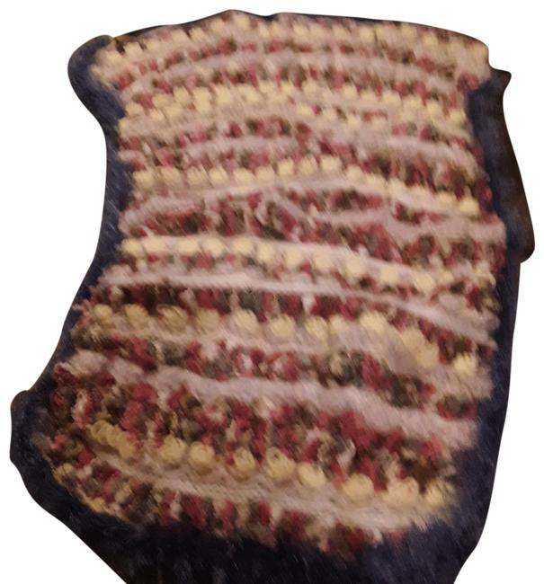 Item - Pink Yellow White and Blue Primie Blanket
