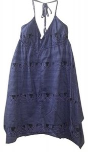 Volcom short dress Heron blue on Tradesy
