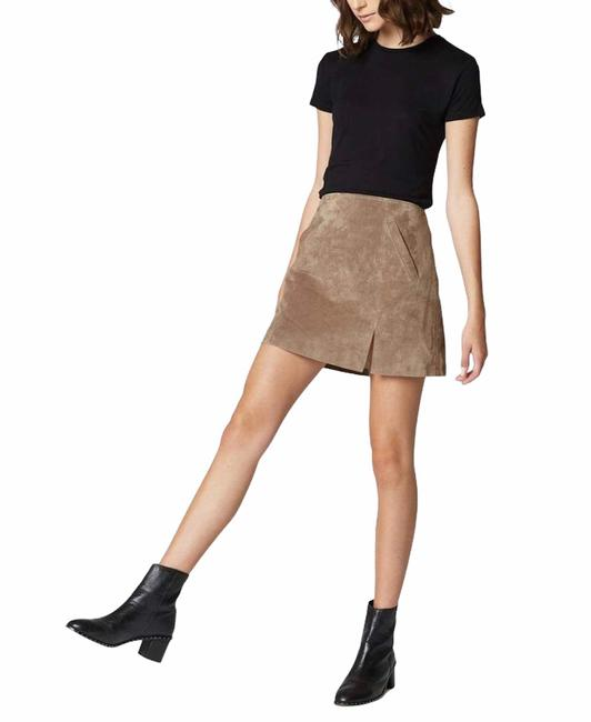 Item - Brown French Taupe Mini Skirt Size 4 (S, 27)