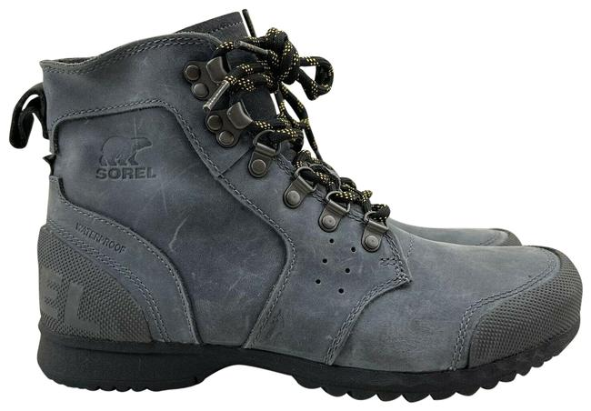 Item - Gray. Blue Ankeny Ii Mid Waterproof Hiker Lace Up Nm2100 023 Boots/Booties Size US 8 Regular (M, B)