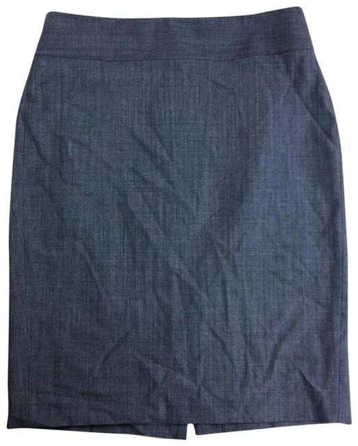 Item - Gray Pencil Women's Career Professional Skirt Size 6 (S, 28)