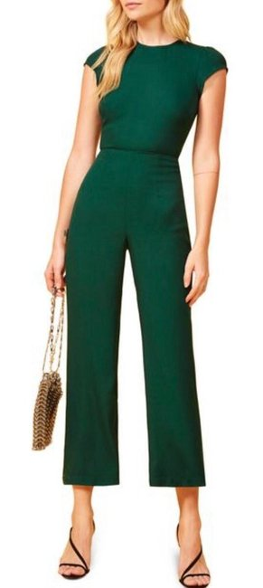 Item - Green Emerald Romper/Jumpsuit