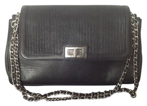 Chanel Classic Lambskin Turnlock Reissue Shoulder Bag