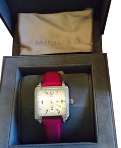 Michele NWT Michele Diamond Watch
