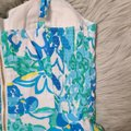 Lilly Pulitzer Blue & White Willow In Resort Short Casual Dress Size 0 (XS) Lilly Pulitzer Blue & White Willow In Resort Short Casual Dress Size 0 (XS) Image 9