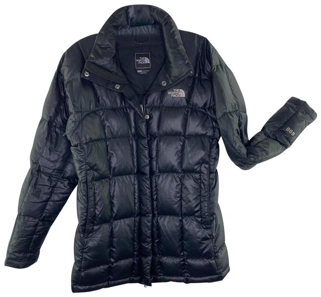 Item - Black Down Puffer 600 Small Jacket Size 4 (S)