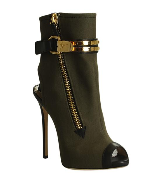 Item - Green Roxie Ankle Bootsx (194218) Pumps Size EU 39 (Approx. US 9) Regular (M, B)