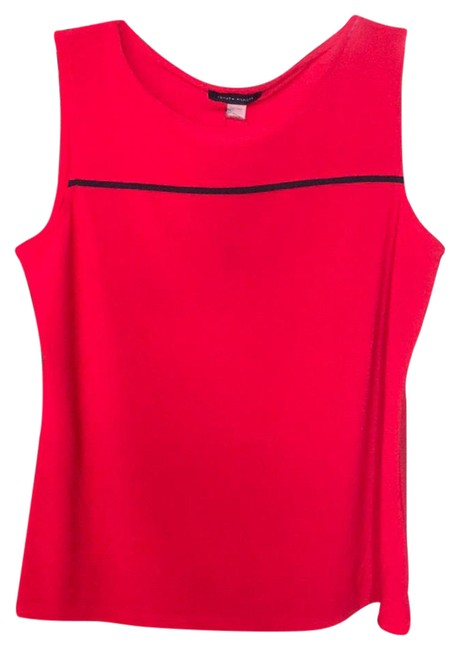 Item - Red Women's Sleeveless Tank Top/Cami Size 4 (S)