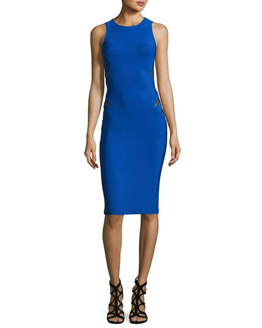 Item - Royal Blue In 36/ Us Mid-length Cocktail Dress Size 4 (S)