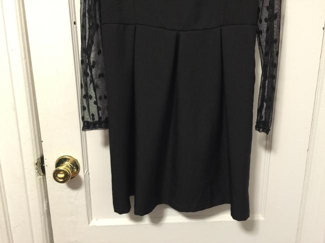 Other short dress Black on Tradesy