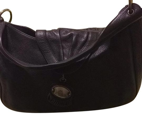 Preload https://img-static.tradesy.com/item/2868529/barbara-milano-black-leather-shoulder-bag-0-0-540-540.jpg