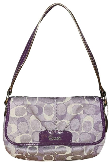 Item - Mini Purse Purple Satchel
