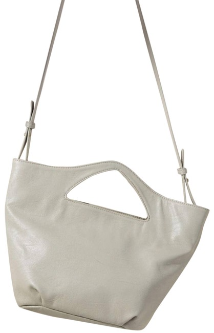 Item - Bag Agnes Silver One Size Gray Tote