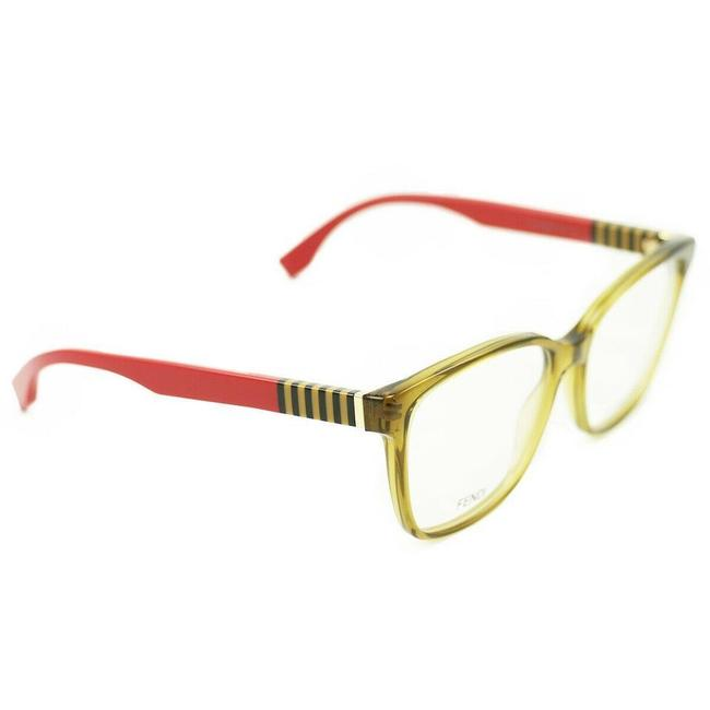 Item - Olive/Red Ff0055mqz140 Acetate 54 16 140