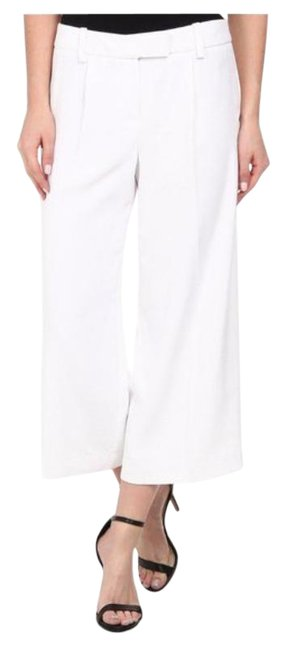 Item - White Ciana Gaucho Crop Pants Size 2 (XS, 26)