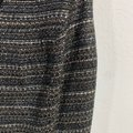 Anthropologie Brown Moulinette Soeurs Glissade and Bronze Tweed Texture Short Casual Dress Size 6 (S) Anthropologie Brown Moulinette Soeurs Glissade and Bronze Tweed Texture Short Casual Dress Size 6 (S) Image 6