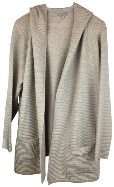 Item - Hooded Gray Sweater