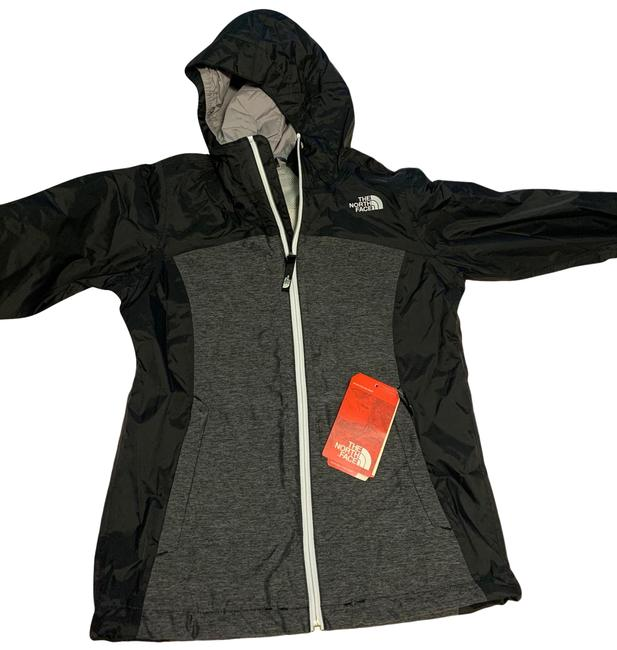 Item - Black and Grey Sports/Outdoor Coat Size 10 (M)
