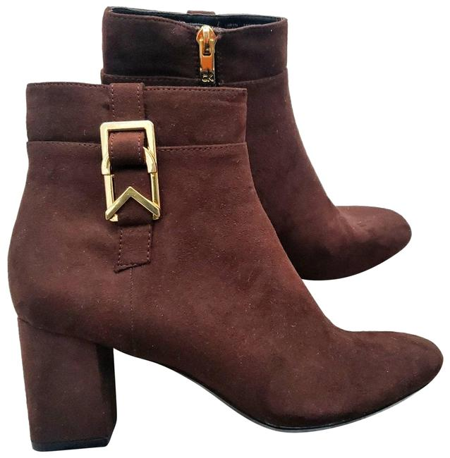 Item - Brown Caryn Ankle Suede Boots/Booties Size US 8.5 Regular (M, B)
