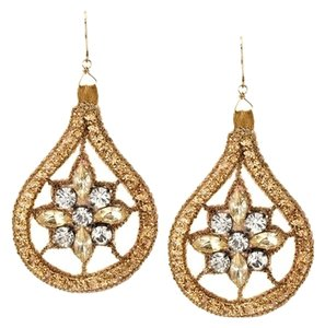 a.v. max A.V. Max Glamour Teardrop Earrings