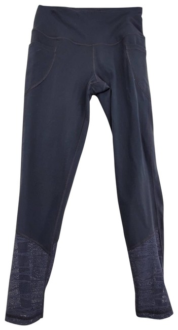 Item - Gray Sport High Rise Knock Out Activewear Bottoms Size 4 (S, 27)