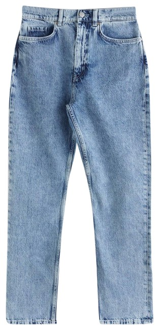 Item - Blue Acid High Rise Ankle Skinny Jeans Size 24 (0, XS)