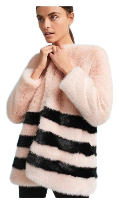 Item - Pink Lucy Eco Faux Coat Size Petite 4 (S)