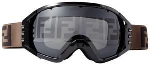 Item - Black Studded Ski Goggles