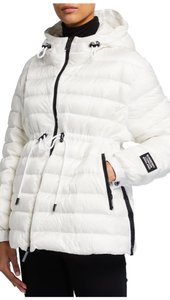 Item - White Staithes Quilted Down Jacket