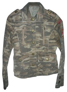 Passport Military Jacket