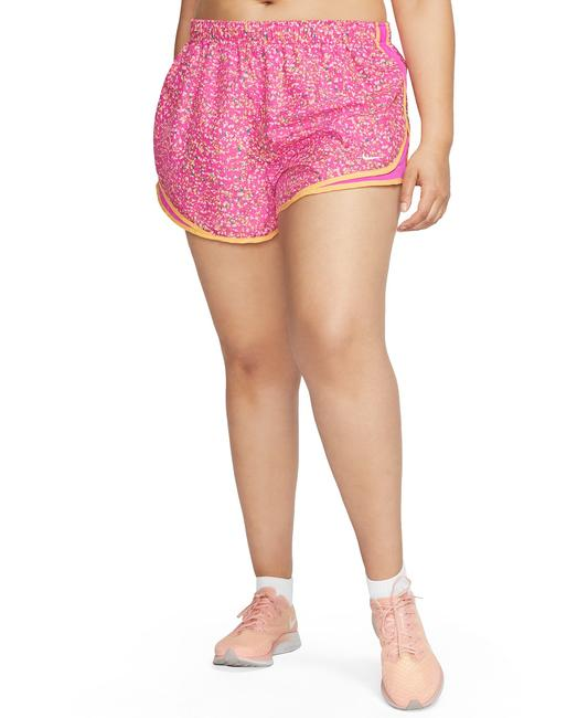 Item - Fire Pink Women's Tempo Icon Clash Activewear Bottoms Size 24 (Plus 2x)