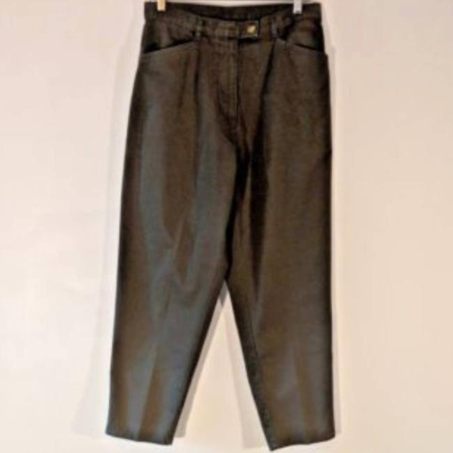 Item - Green Womens Loose Olive 324 Pants Size Petite 8 (M)