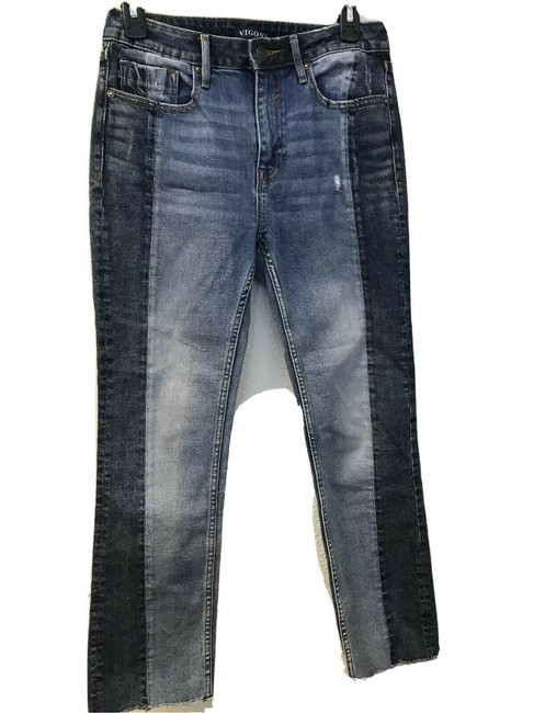 Item - Blue Distressed Two Skinny Jeans Size 32 (8, M)