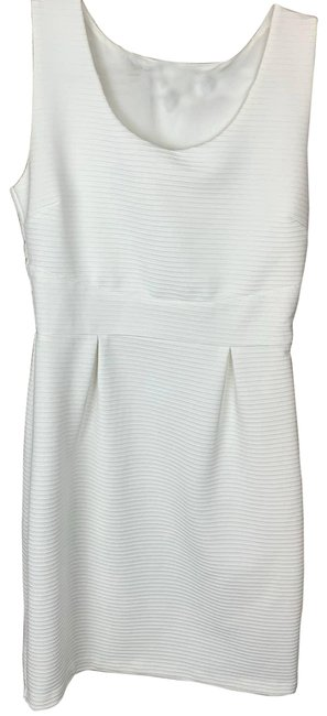 Item - White Brooklyn XS Sunday In Ribbed Short Casual Dress Size 2 (XS)