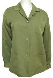 Pendleton New With Tag Silk Green Blazer