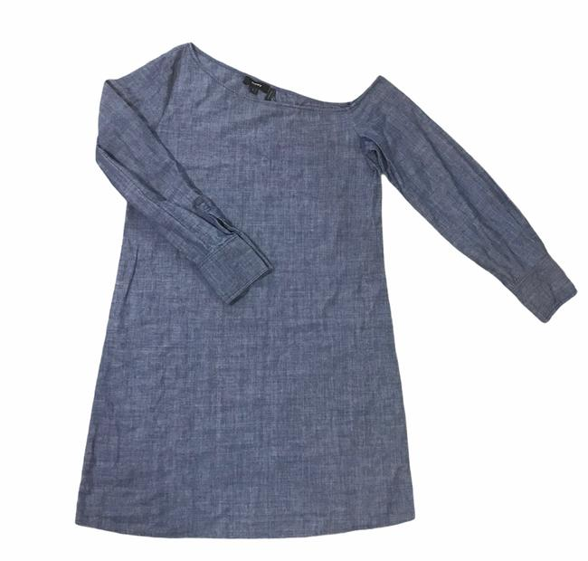 Item - Blue Ulrika Short Casual Dress Size 6 (S)