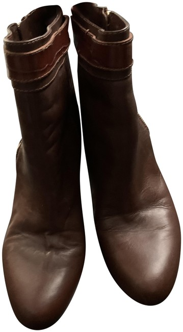 Item - Brown Boots/Booties Size US 7.5 Regular (M, B)
