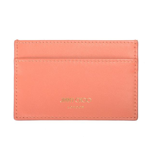 "Item - Powder Pink Women's Leather ""Athini"" Card Wallet"