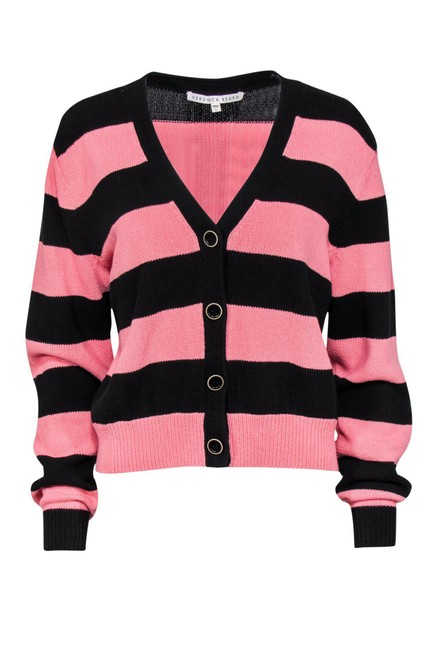 Item - Pink Button-down Top Size 12 (L)