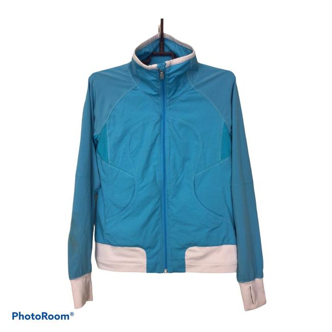 Item - Turquoise Spry Running Activewear Outerwear Size OS (one size)