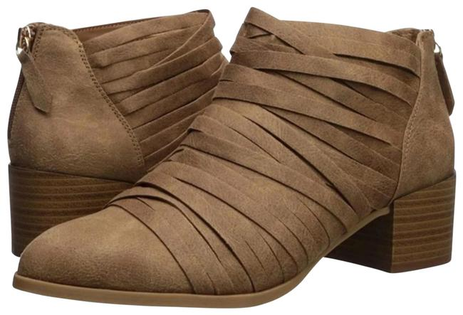 Item - Sand Iggy Ankle Boots/Booties Size US 8.5 Regular (M, B)