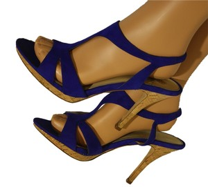 Isola Royal Blue Pumps