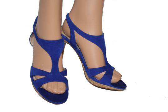 Isola Royal Blue Pumps Image 1