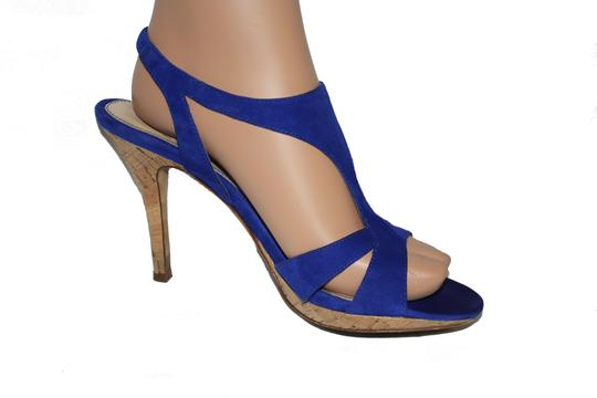 Isola Royal Blue Pumps Image 2