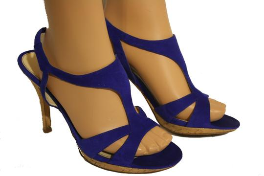 Isola Royal Blue Pumps Image 3