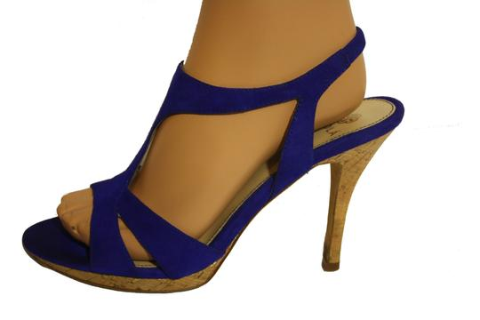 Isola Royal Blue Pumps Image 4