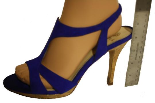 Isola Royal Blue Pumps Image 6