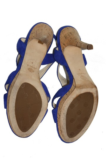 Isola Royal Blue Pumps Image 8