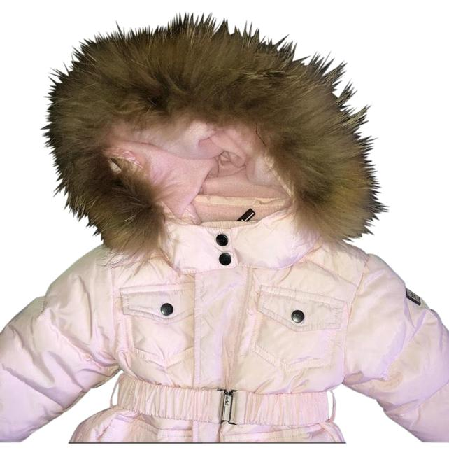 Item - Pink Snow Suit Coat Size OS (one size)