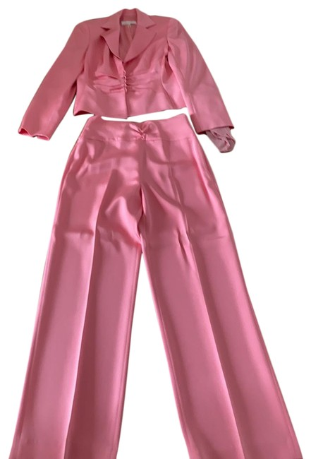 Item - Pink Unknown Pant Suit Size 10 (M)